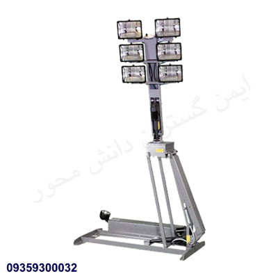نورافکن رسکیوتک Resqtec Light Knight KL450A-LF
