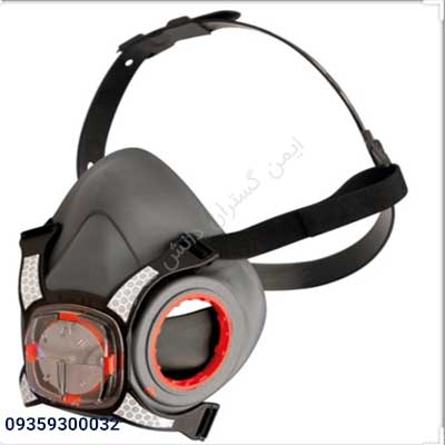 ماسک JSP مدل FORCE 8 HALBMASKE